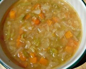 капустный суп фото